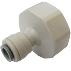 """John Guest tap adapter 1/2"""" to 1/4"""""""