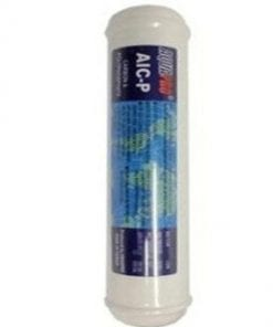 "10"" x 2.5"" InLine Water Filter GAC + Polyphosphate"