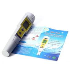 pH Tester & Temperature Meter