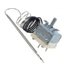 UNIVERSAL OVEN THERMOSTAT 16 AMP 240 VOLTS 50 - 320 DEGREES CELCIUS