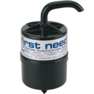 First Need Trav-L-Pure Water Purifier