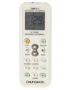 Universal Air Conditioner Remote Control