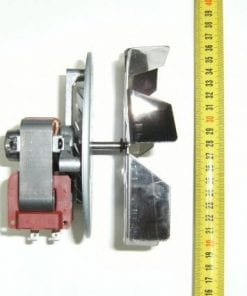 ITALIAN MODEL OVEN FAN FORCED MOTOR ASSEMBLY