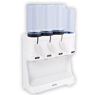 Quad Ingredient Dispenser