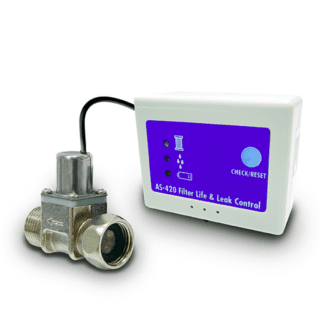 Savant 9V DC Water Cut Off Leak Controller