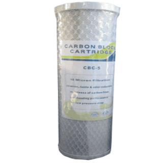 10 MICRON CARBON BLOCK WATER FILTER CARTRIDGE