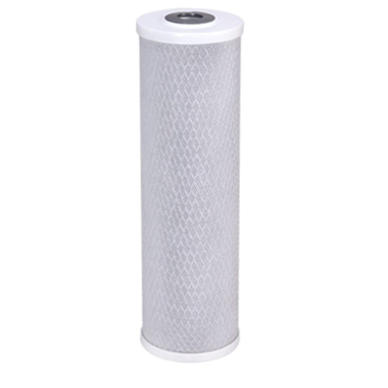 """10 MICRON 20"""" x 4.5"""" CARBONWATER FILTER"""