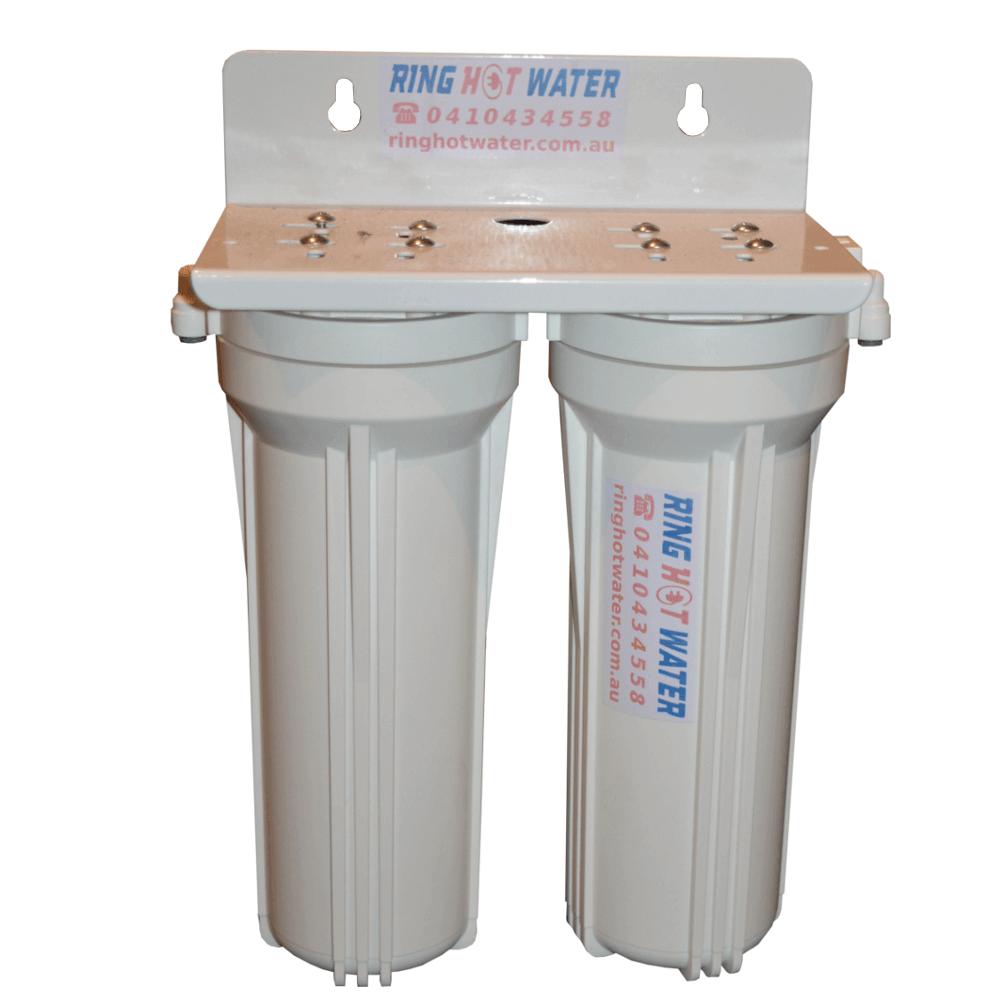 Twin-undersink-system