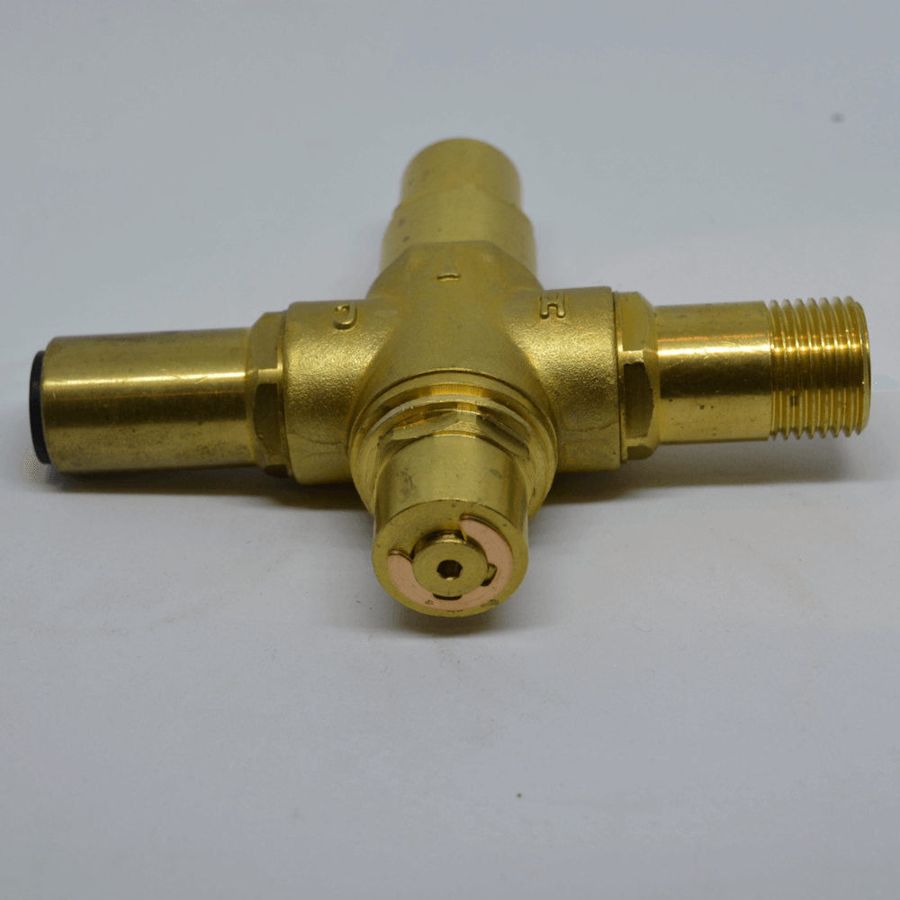 RV-hot-water-tempering-valve