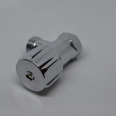 Non-return-angle-stop-valve