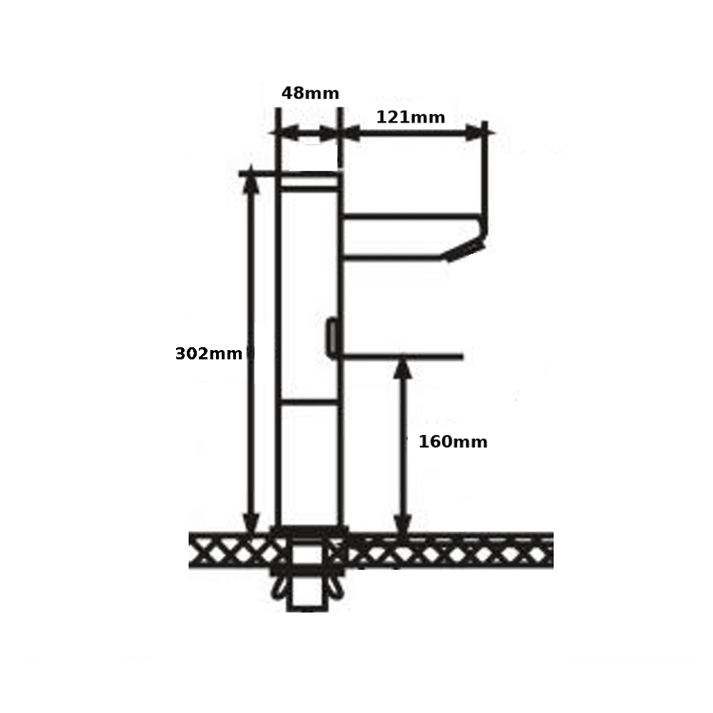 automatic-water-tap-sensor-drawing